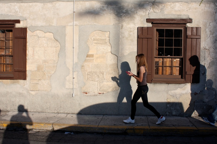 Shadows, St Augustine