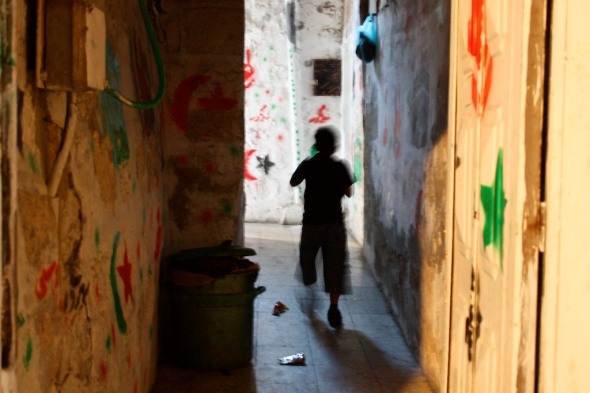 Arab Quarter, Jerusalem (Michel Botman photography, 2009)