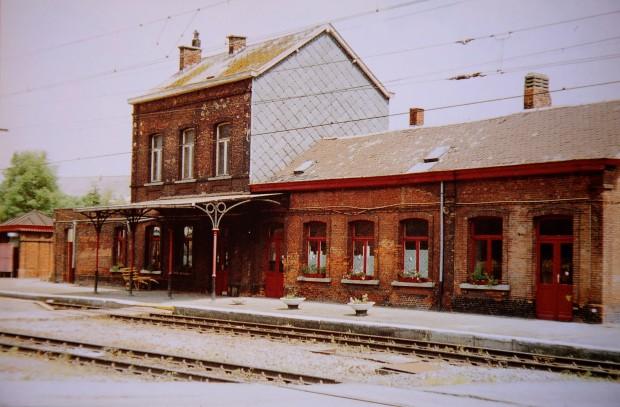 Gare de Clabecq, Circa 1960